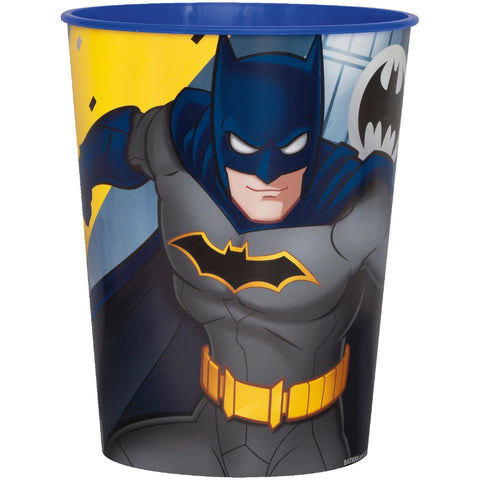 16oz Batman Party Plastic Cup