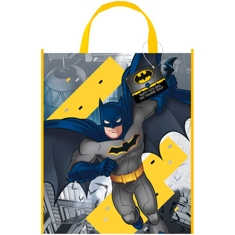 Batman Plastic Tote Bag