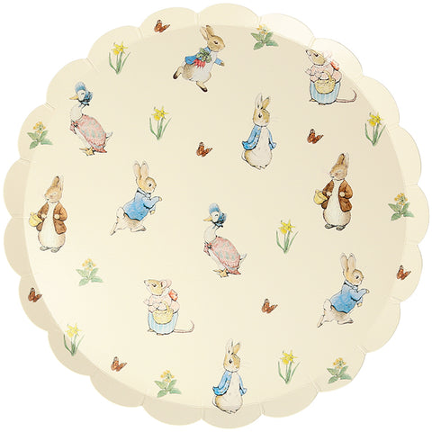 Peter Rabbit & Friends Dessert Plates
