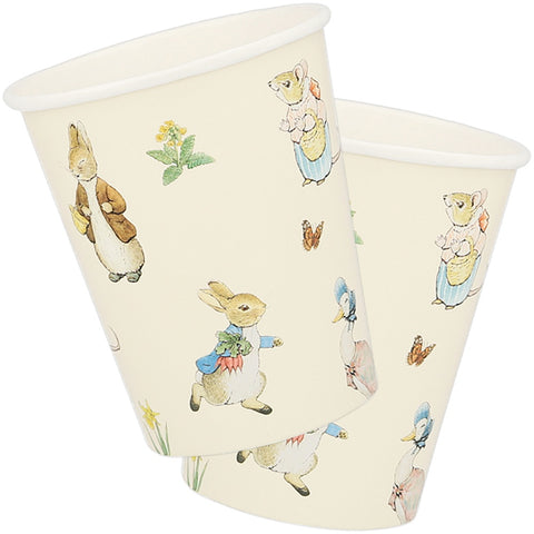 Peter Rabbit & Friends Paper Cups