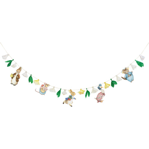 Peter Rabbit & Friends Garland