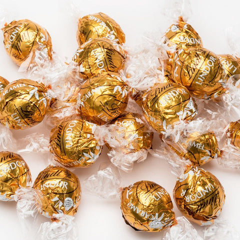Lindt Lindor UK Caramel - Lindt Lindor - Party Touches