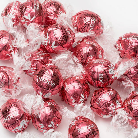 Lindt Lindor UK Strawberries & Cream - Lindt Lindor - Party Touches