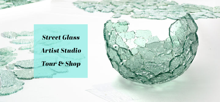 Cleveland Street Glass rebrands, opens studio to the public