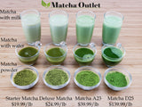 Private Reserve A23 Matcha Pure Matcha Matcha Outlet