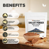 Shilajit Pure Himalayan Extract Powder with 50% Fulvic Acid Matcha Outlet