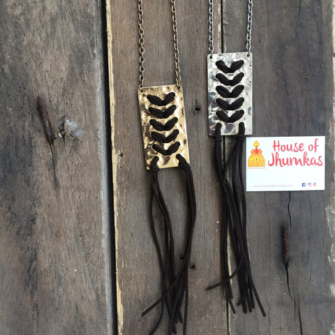 Criss cross string long chain