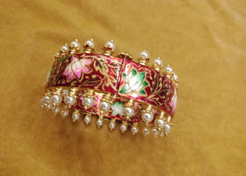 High quality meenakari bangles