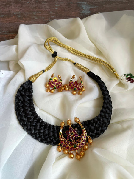 Chandra choker set