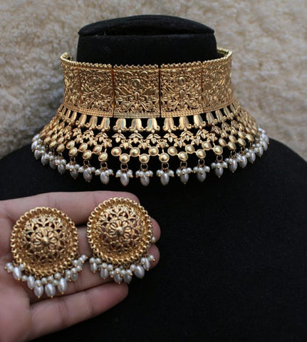 Tanishq look alike choker
