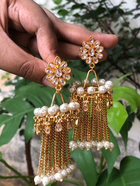 Unique Jhumkas-II