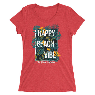 Flowery Vibe - Happy Beach Vibe