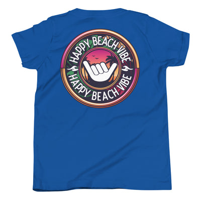 Boys Happy Logo Tee - Happy Beach Vibe