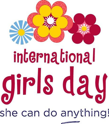 Happy Girls Day!