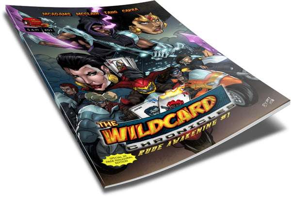 Trinity Kaos - Wildcard Chronicles Exclusive Bundle