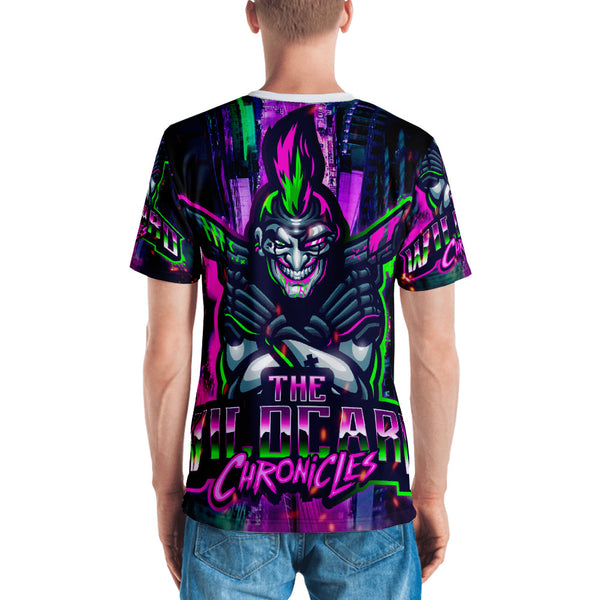 Men's T-shirt - Wildcard Chronicles