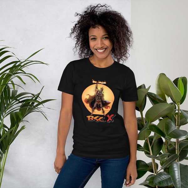 Burning Spear Comix Unisex T-Shirt