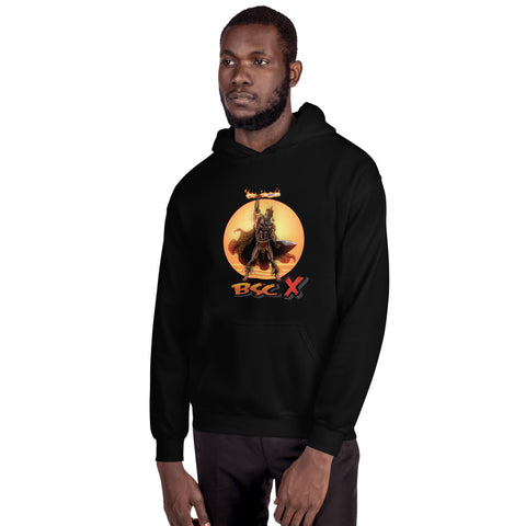 Burning Spear Comix Unisex Hoodie