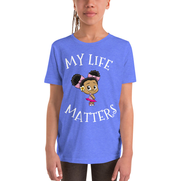 My Life Matters (Youth TShirt)