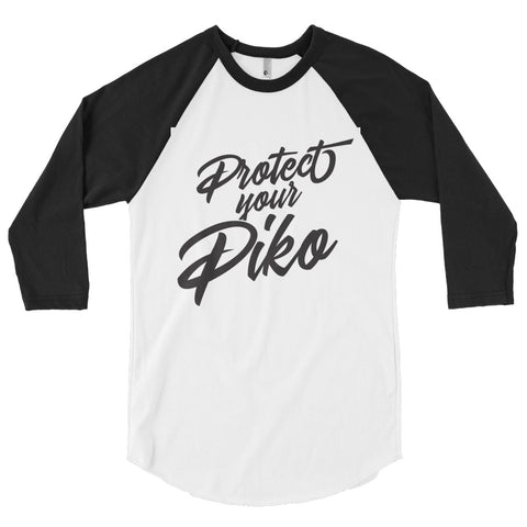 Burning Spear Boutique - Protect Your Piko Raglan