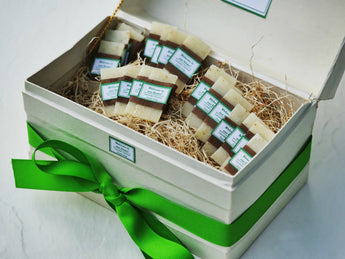 Formal White Madison Gift Box
