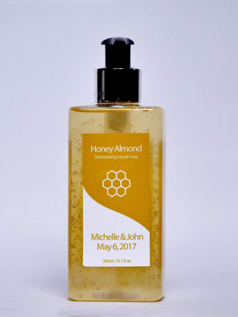 Honey Almond Liquid Hand Soap