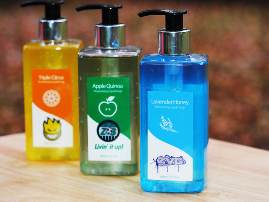 Logo/Branded Liquid Soap