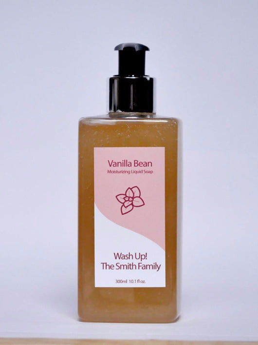 Vanilla Bean Liquid Hand Soap
