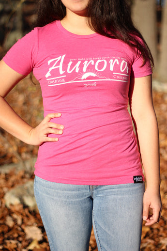 Aurora Retro Women's T-shirt