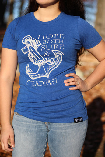 Anchor of Hope Women's T-shirt