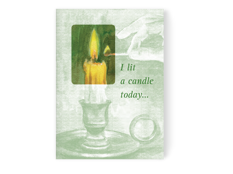 Candle Cards