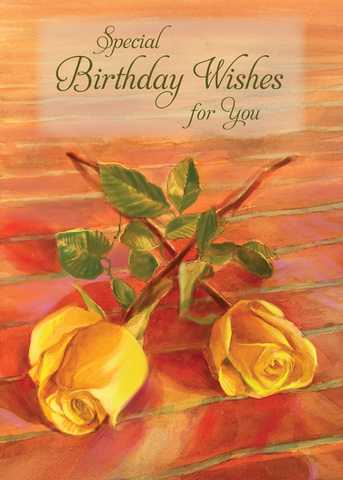 Birthday Card <br> Suggested Donation $5