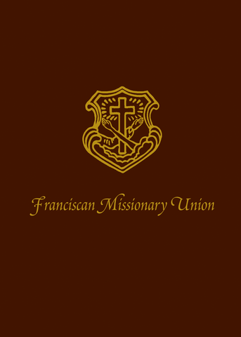 Franciscan Missionary Union Perpetual Member Enrollment Card <br> Suggested Donation $10