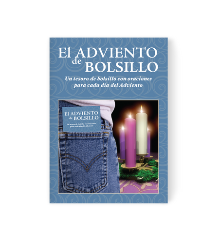 Advent In My Pocket: Spanish Edition <br> Suggested Donation $5