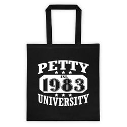 Petty tote bag