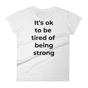 Women's 'It's ok' Tee