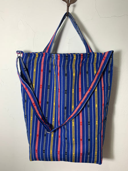CITY TOTE BAG - Blue