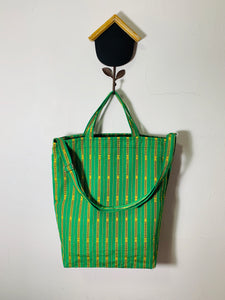 CITY TOTE BAG - Green