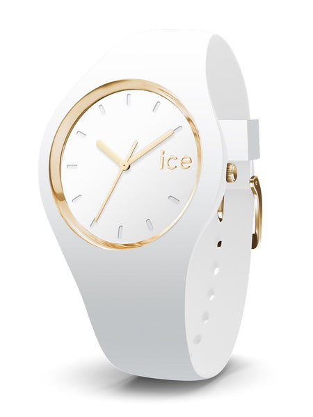 ICE glam White Rose-gold 34MM