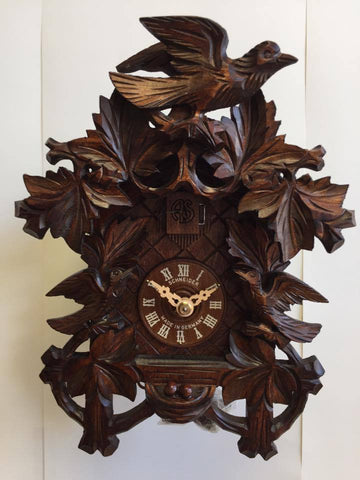 872/9 Black Forest Cuckoo Clock