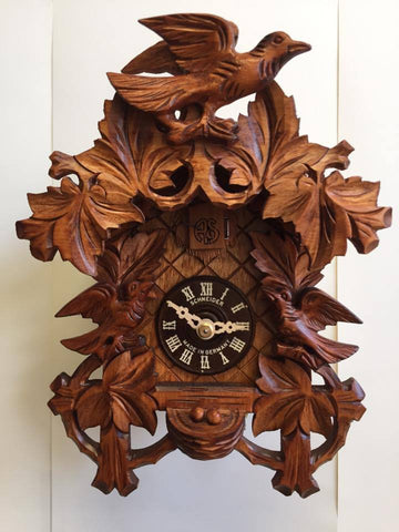 872/17 Black Forest Cuckoo Clock