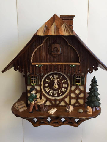 644/9 Black Forest Cuckoo Clock
