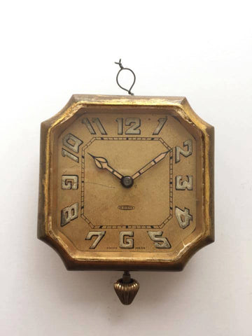 Vintage Travelling Alarm Pocket Watch