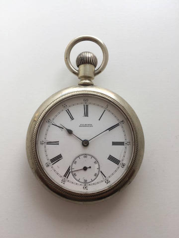 Vintage P.E Byrne Pocket Watch
