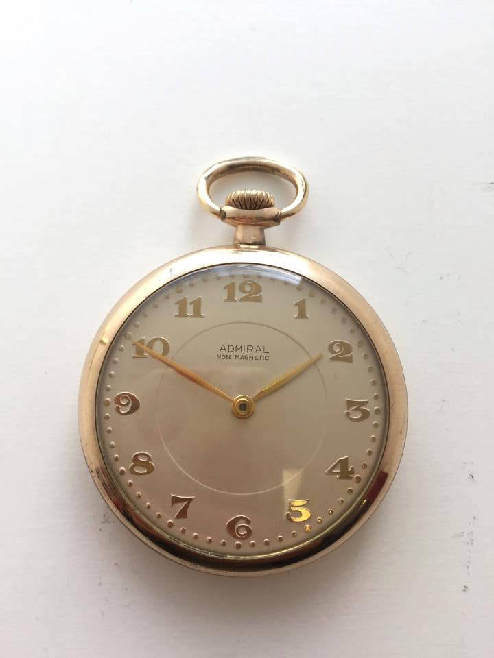 Vintage Admiral Pocketwatch