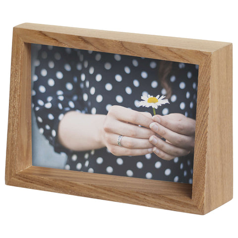 Edge 4x6 Frame- Natural