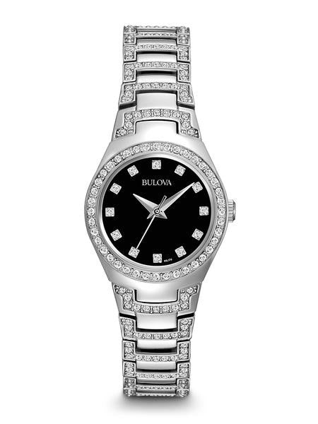 96L170 Crystals - Bulova Ladies