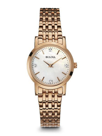 97P106 Diamonds - Bulova Ladies