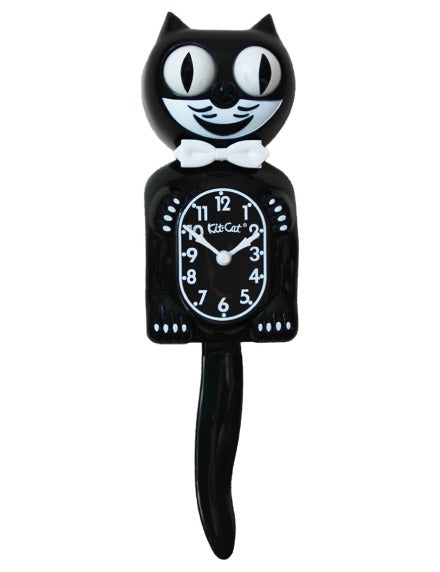 Classic Kit Cat Wall Clock