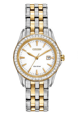 EW1908-59A Silhouette Crystal - Citizen Ladies